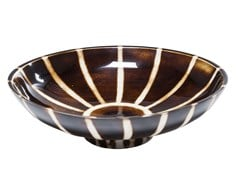 - Resin serving bowl ZULU Ø 23 - KARE-DESIGN