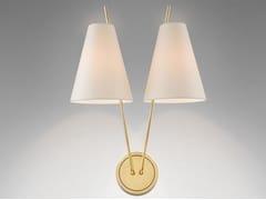 - Metal wall lamp ZWEIG | Wall lamp - J.T. Kalmar