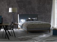 - Double bed with high headboard ZARA 2 - Schramm Werkstätten