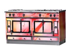 Cucina a libera installazioneA CORNUE X KONGO ASIA - LA CORNUE