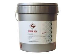 Pittura lavabile anticondensa ad effetto termico per interniHABA - NUOVA SIGA
