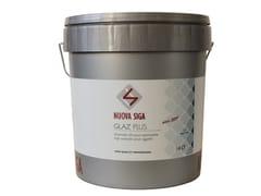 Idrosmalto lucido a base di resine acrilicheGLAZ PLUS - NUOVA SIGA