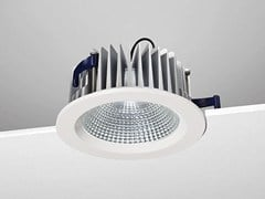 - LED round recessed spotlight A14 - NOBILE ITALIA