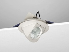 - Faretto a LED orientabile in alluminio A20 - NOBILE ITALIA