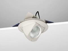 - LED adjustable aluminium spotlight A20 - NOBILE ITALIA