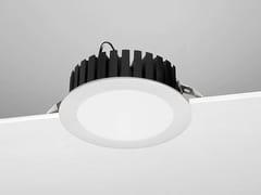- LED round recessed spotlight A42 - NOBILE ITALIA