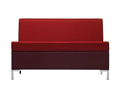 - Sectional fabric sofa Abaco 751 - Metalmobil