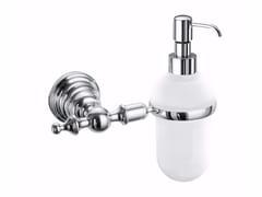 - Wall-mounted metal liquid soap dispenser ABME01E | Liquid soap dispenser - Fir Italia