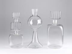 - Borosilicate glass vase ACQUA - Paolo Castelli