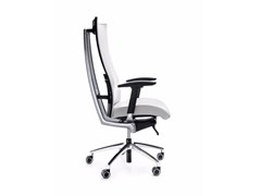 - Swivel task chair with 5-Spoke base with armrests ACTION 100SFL - profim