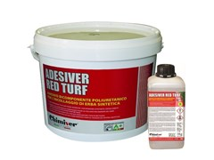 Terra rossa ADESIVER RED TURF (A+B) - CHIMIVER PANSERI S.P.A