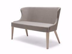 - Fabric small sofa AGATHA 274 - Origins 1971