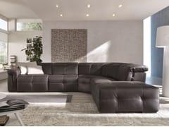 - Sectional relaxing sofa AIKO | Sectional sofa - Egoitaliano