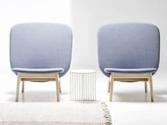- Upholstered armchair ALA | Armchair - La Cividina