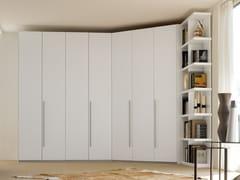 - Corner sectional wardrobe ALA | Corner wardrobe - Silenia