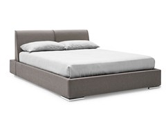 - Double bed with adjustable headrest ALAMEDA | Bed - Calligaris