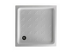 - Built-in square shower tray ALBATRO 80 | Shower tray - GALASSIA