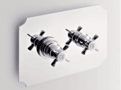 - Miscelatore termostatico per doccia con deviatore ALDEN | Miscelatore termostatico per doccia - BATH&BATH