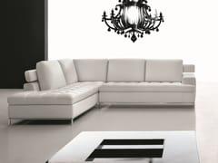 - Sectional leather sofa ALEXIA | Sectional sofa - Egoitaliano