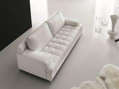 - Leather sofa ALEXIA   Sofa - Egoitaliano