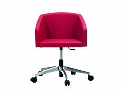 - Swivel chair with 5-spoke base ALIAS | Chair with 5-spoke base - Quadrifoglio Sistemi d'Arredo
