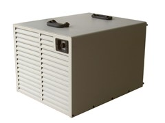 - Galvanized plate Dehumidifier ALPHA K100 - Melloncelli