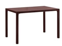 - Rectangular garden table ALTEA   Rectangular table - iSimar