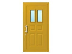 - Door panel for outdoor use ALU CLASSIC ERIDANO K2 - Metalnova