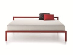 - Aluminium double bed ALUMINIUM BED | Double bed - MDF Italia