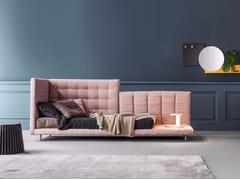 - Tufted upholstered sofa bed ALVAR | Sofa bed - Bonaldo