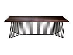- Wooden table ANAPO - Driade