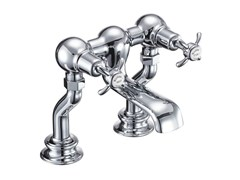 - 2 hole chromed brass bathtub tap ANGLESEY REGENT | 2 hole bathtub tap - Polo