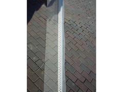 Rete porta-intonaco in fibra di vetroANGOLARI PER INTONACI - BACCHI