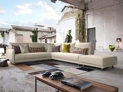 - Corner fabric sofa ARAKI | Corner sofa - Domingo Salotti