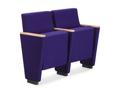 - Fabric auditorium seats ARAN 580 - TALIN
