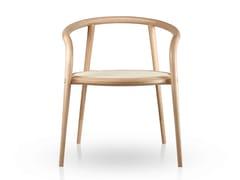 Sedia in faggio con braccioliARANHA | Sedia in faggio - BRANCA LISBOA