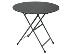 - Folding round table ARC EN CIEL - EMU Group
