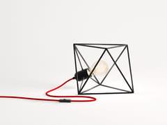 - Iron table lamp ARIA   Iron table lamp - bigdesign