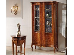 - Solid wood display cabinet ARIEL - Arvestyle