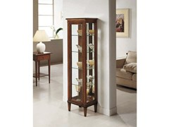 - Solid wood display cabinet ARMONIA - Arvestyle
