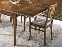 - Sedia imbottita in legno massello ARMONIE | Sedia - Arvestyle