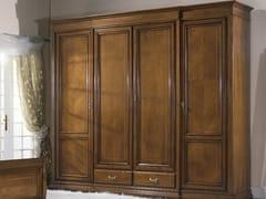 - Wooden wardrobe with drawers ARMONIE | Wardrobe - Arvestyle