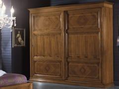 - Wooden wardrobe with sliding doors ARMONIE | Wardrobe with sliding doors - Arvestyle