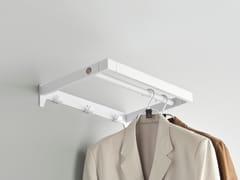 - Appendiabiti a parete per ufficio in acciaio verniciato a polvere ARNAGE | Appendiabiti a parete - MANADE