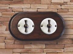 - Electrical socket ARREDA ROUND - 1 - GI Gambarelli