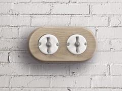 - Electrical socket ARREDA ROUND - 2 - GI Gambarelli