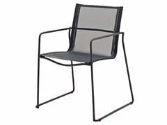 - Garden chair with armrests ASTA | Chair with armrests - Gloster