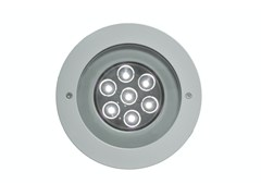 - Aluminium underwater lamp for fountains for swimming pools ASTER F.5013 - Francesconi & C.