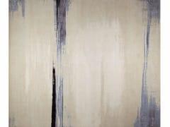 - Patterned handmade rectangular rug ATACAMA GREY - EDITION BOUGAINVILLE