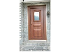 - Aluminium door panel AURIGA/KB1 - ROYAL PAT